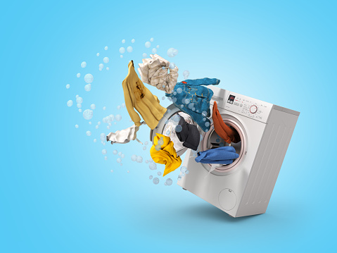 Washing Machines in Space and Their Impact on Space Flight