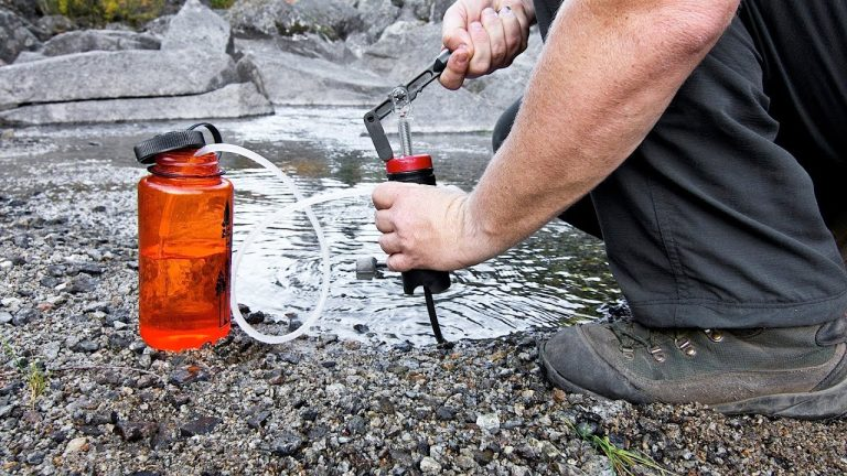 Why You'll Need A Camping Purification